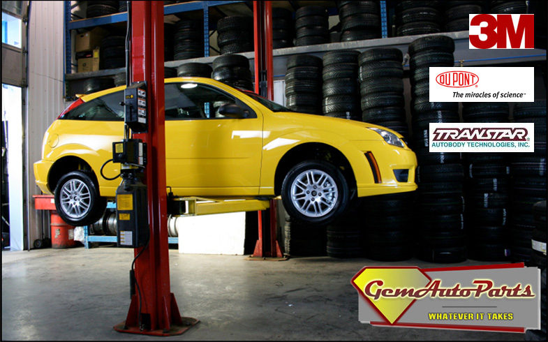 Gem Auto Parts Auto Body Supplies